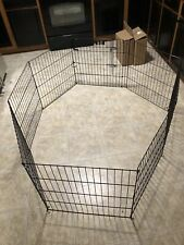 Precision Pet Products Dog Playpen Fence Crate 24� High