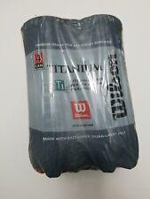 Wilson titanium core for maximum durability Tennis Balls 4 Cans of 3 Balls each