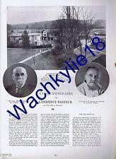 L'illustration 5012 du 25/03/1939 Institut Pasteur Djanet Ouargla Ad bébé cartes