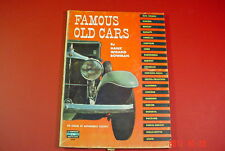 Famous Old Cars Motor Fawcett #359 published 1957
