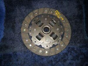 CD48611 Re-Manufactured Clutch Disc -Fits-1986-1989 Honda Accords & more