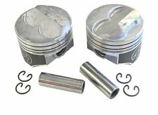 Speed Pro H617CP30 Small Block Chevy 350 355 .275 Dome Hyper Pistons 030 SBC 5.7