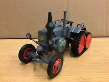 1/32 scale Schuco Lanz bulldog half track tracteur tractor traktor