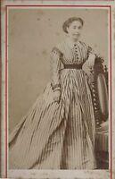A.Armand Bordeaux Fotografia CDV c1865 Vintage Albumina PL34L3P24