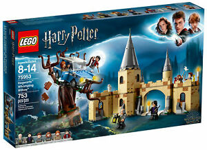 LEGO Harry Potter 75953 HOGWARTS WHOMPING WILLOW Includes 7 Minifigures & Hedwig