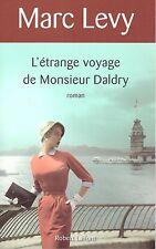 MARC LEVY L'ETRANGE VOYAGE DE MONSIEUR DALDRY + POSTER GUIDE