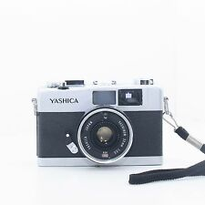 Yashica 35-ME 35mm Rangefinder, Yashinon 38mm f/2.8 in Excellent Condition 2397