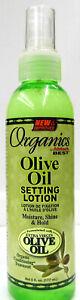 Africa's Best Organics Olive Oil Setting Lotion spray 6oz