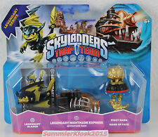 Legendary Nightmare Express Adventure Pack Skylanders Trap Team Erweiterung Neu