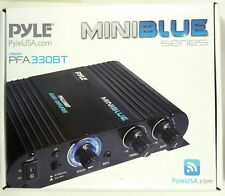 Pfa330Bt Pyle Home 90-Watt Mini Blue Series Compact Bluetooth Amplifier