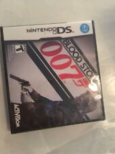 Blood Stone 007  (Nintendo DS, 2010) Brand New Factory Sealed