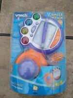 Vtech V Smile Joystick TV Child Learning Gaming System NEW 3-6 Years
