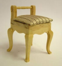Dolls House Miniature Pine Small Chair