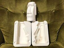 "Vintage Tiki Mug #87 Duncan Ceramic Molds. Mold"" Easter Island Style"