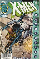 X-Men #100C Revolution! Marvel 2000 FN/VF