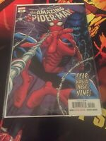 The Amazing Spider-Man #24 Secret Bloody Carnage Variant VF/NM Marvel Comic Book