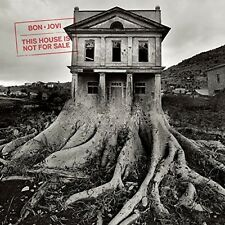 Bon Jovi - This House Is Not For Sale [New Vinyl] Gatefold LP Jacket