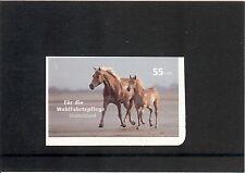 2635 I BRD 2007 Pferde MH   Selbstklebend ** postfrisch