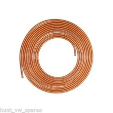5/16 SOFT COPPER PIPE HOSE LINE 25FT FEET - 1 ROLL FUEL BRAKE WATER