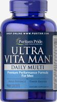 Puritan's Pride Ultra Vita Man Time Release-90   Caplets