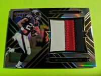 2017 Select Donta Foreman RC 20/99 3clr Patch #14 Texans