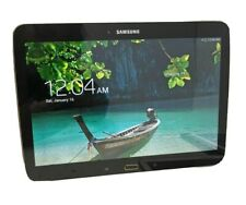 Samsung Galaxy Tab 3 10.1 (P5210/P5220) 16GB- White/Brown- Android Tablet, Wi-Fi