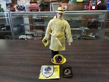 Dick Tracy by Applause Doll w Original Stand lapel pin and badge