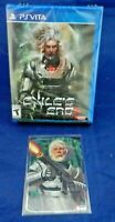 PS Vita; NEW, Sealed; Exile's End, Limited Run with Trading Card, Free Shipping