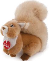 Trudi Trudini Squirrel Ginger. S  Soft Toy Squirrel. Cuddly Toy Squirrel