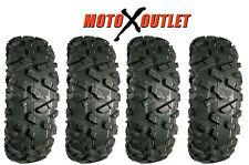Maxxis Big Horn 26x9-12 26x11-12 Atv Utv Tires Set of Four Radial BigHorn 2.0