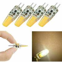1-10 Stück /Lot G4 COB Glühbirne 3W 2W LED Lampe AC / DC 12V Warmweiß / Kaltweiß