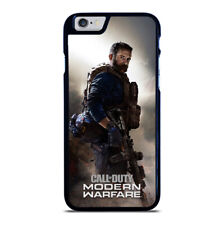 CALL OF DUTY MODERN For iPhone 5 5S 6 6S 7 8 PLUS X XR XS 11 Pro Max Phone case