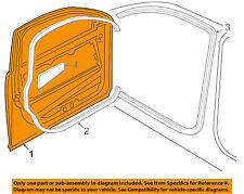 VW VOLKSWAGEN OEM 04-06 Phaeton Front Door-Door Shell Right 3D4831056T