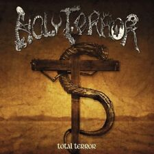Holy Terror 'Total Terror' 5CD Box Set - NEW terror submission mind wars