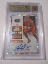 2016 Contenders Cracked Ice Vernon Hargreaves Rookie Autograph 6/23 BGS 9.5 10