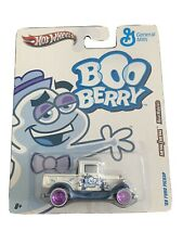 2012 Hot Wheels - '29 FORD PICKUP - General Mills Boo Berry