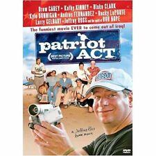 Patriot Act New DVD