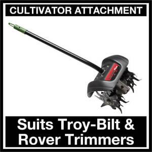 Cultivator attachment, Suits Troy-Bilt / Rover Line Trimmers, 41BJGC-C902