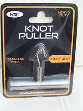 NGT Stainless Steel Knot Rig Puller Tool Carp Fishing Tackle Hook X 1