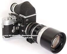Leica TELYT 1:4/200mm 11063P for Visoflex by Ernst LEITZ Canada Midland-Ontario