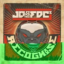 Jo & The Fdc's(CD Album)Recognise-Delerict-DEL006-UK-2012-New