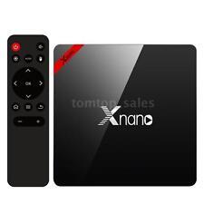 X96 PRO S905X Smart Android 6.0 Quad Core TV BOX WIFI VP9 4K 1080P 3D Media C4E6