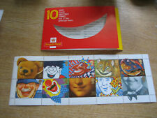 SET OF 1990 'GREETINGS' STAMPS