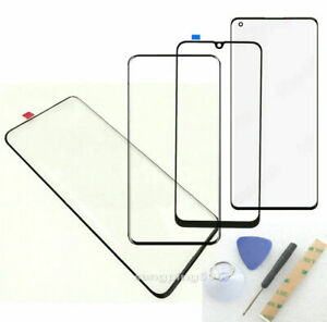 E Front Outer Screen Glass Lens Replacement For Oneplus 1+ 7 / 7Pro / 7T /8/8Pro