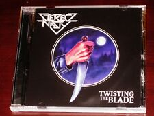 Stereo Nasty: Twisting The Blade CD 2017 Stormspell Records USA SSR-DL-214 NEW