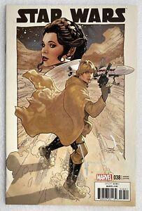 STAR WARS #38 1:50SIGNED KIERON GILLEN DODSON VARIANT NEW NM B&B