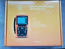 Handheld LCD, dual channel Oscilloscope