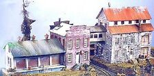 HO 1/87 TRAINS Building DELANEY IRON WORKS ironworks factory 5006-WHY PAY MORE?