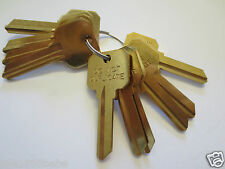 Key Blanks for Locksmith /10 SC4 DO NOT DUPLICATE Key/ Made in USA by Ilco