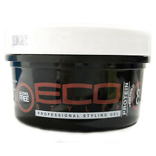 [ECO STYLER] STYLING GEL PROTEIN ALCOHOL FREE *FIRM HOLD* 8OZ REGULAR